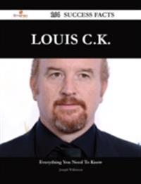 Louis C.K. 164 Success Facts - Everything you need to know about Louis C.K.