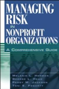 Managing Risk in Nonprofit Organizations