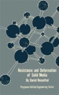 Resistance and Deformation of Solid Media