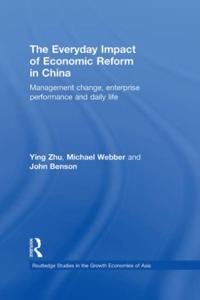 Everyday Impact of Economic Reform in China