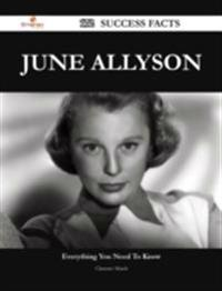 June Allyson 172 Success Facts - Everything you need to know about June Allyson