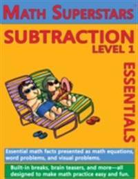 Math Superstars Subtraction Level 1