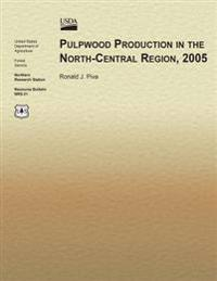Pulpwood Production in the North-Central Region, 2005