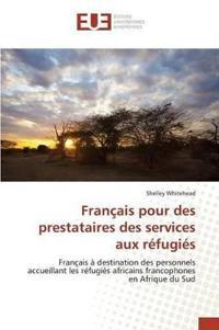 Francais Pour Des Prestataires Des Services Aux Refugies