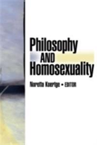 Philosophy And Homosexuality