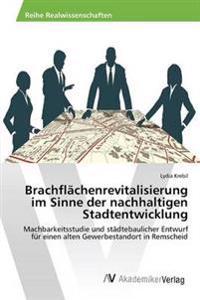 Brachflachenrevitalisierung Im Sinne Der Nachhaltigen Stadtentwicklung