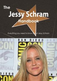 Jessy Schram Handbook - Everything you need to know about Jessy Schram