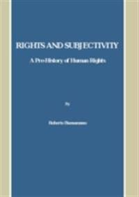 Rights and Subjectivity
