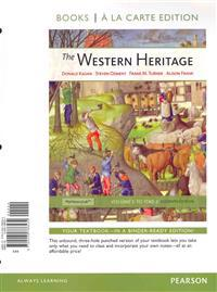 Western Heritage, The, Volume 1, Books a la Carte Plus New Mylab History with Etext -- Access Card Package