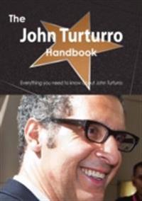John Turturro Handbook - Everything you need to know about John Turturro