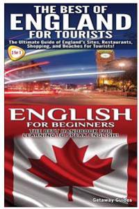 The Best of England for Tourists & English for Beginners