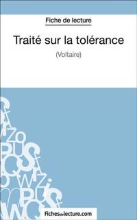Traite sur la tolerance