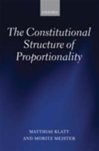 Constitutional Structure of Proportionality