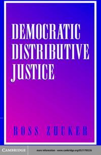 Democratic Distributive Justice