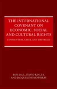 International Covenant on Economic, Social and Cultural Rights: Commentary, Cases, and Materials