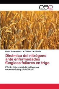 Dinamica del Nitrogeno Ante Enfermedades Fungicas Foliares En Trigo
