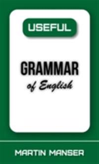 Useful Grammar of English