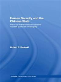 Human Security and the Chinese State