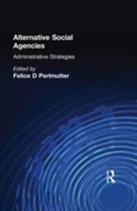 Alternative Social Agencies