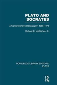 Plato and Socrates (RLE: Plato)