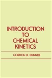 Introduction to Chemical Kinetics