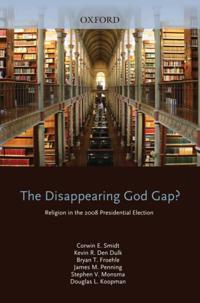 Disappearing God Gap?