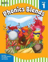 Phonics Blends: Grade 1 (Flash Skills)