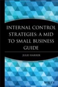 Internal Control Strategies