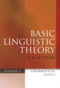 Basic Linguistic Theory Volume 2