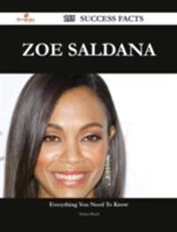 Zoe Saldana 155 Success Facts - Everything you need to know about Zoe Saldana