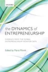 Dynamics of Entrepreneurship: Evidence from Global Entrepreneurship Monitor Data