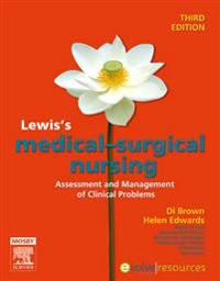 Lewis's Medical Surgical Nursing - E-Book