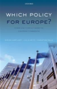 Which Policy for Europe?: Power and Conflict inside the European Commission