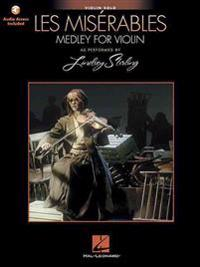 Les Miserables Medley for Violin Solo