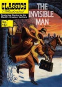 Invisible Man (with panel zoom)    - Classics Illustrated