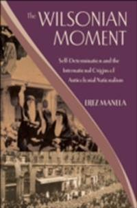 Wilsonian Moment: Self-Determination and the International Origins of Anticolonial Nationalism