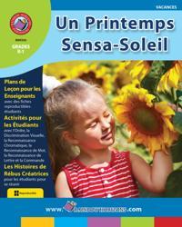 Un Printemps Sensa-Soleil Gr. K-1
