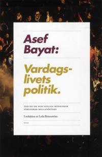 Vardagslivets politik : texter om hur vanliga människor förändrar mellanöstern