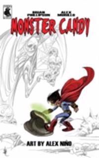 Monster Candy: A Very Alien Halloween