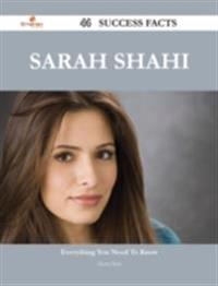 Sarah Shahi 44 Success Facts - Everything you need to know about Sarah Shahi