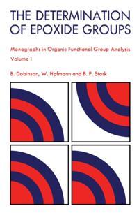 Determination of Epoxide Groups