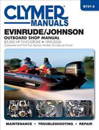 Clymer Manuals Evinrude/Johnson Two-Stroke Outboard Shop Manual