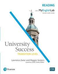University Success Reading, Transition Level