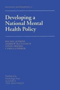Developing a National Mental Health Policy