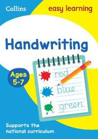 Handwriting: Ages 5-7