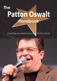 Patton Oswalt Handbook - Everything you need to know about Patton Oswalt