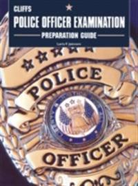 CliffsTestPrep Police Officer Examination Test Preparation Guide