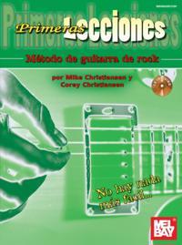 Primeras Lecciones Metodo de Guitarra de Rock