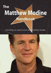 Matthew Modine Handbook - Everything you need to know about Matthew Modine