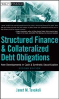 Structured Finance and Collateralized Debt Obligations